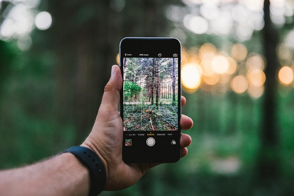 iPhone, príroda