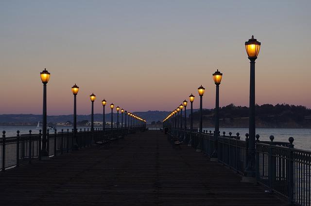 lucerny na mostě